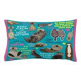 Otter Pillow Cases