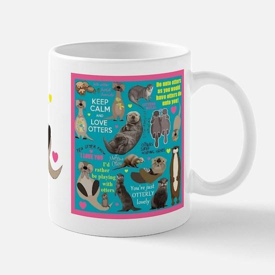 Otters Mug Mugs
