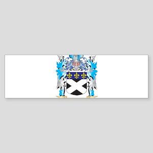 Kilpatrick Coat of Arms - Family Cr Bumper Sticker
