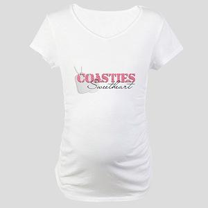 coastiessweetheart Maternity T-Shirt