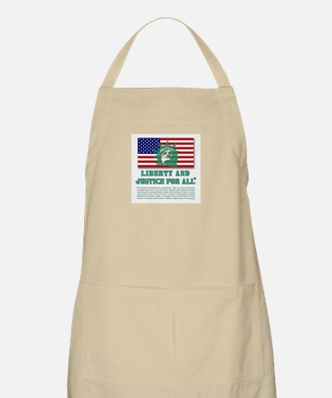 Liberty - Legal Disclaimer BBQ Apron