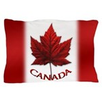 Canada Flag Souvenir Pillow Case Canada Flag Gifts