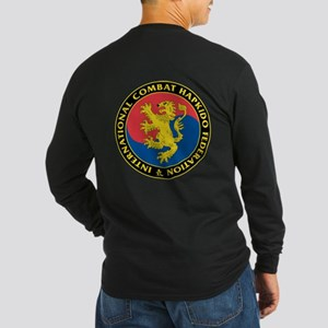 Combat Hapkido Long Sleeve T-Shirt