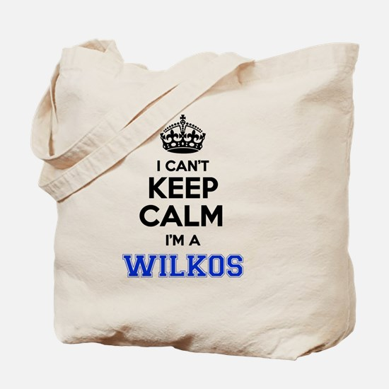 Cool Wilkos Tote Bag