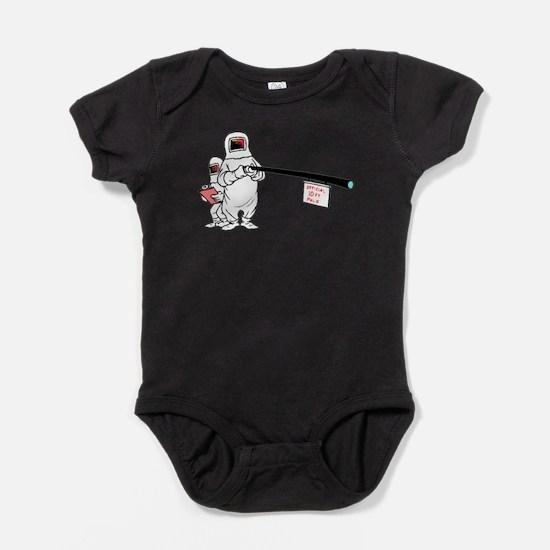 Hazmat Team Baby Bodysuit