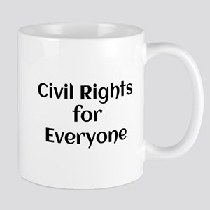 Civil Rights for Everyone Mugs