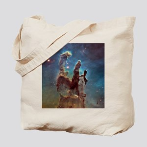 Pillars of Creation 2015 Eagle Nebula Tote Bag