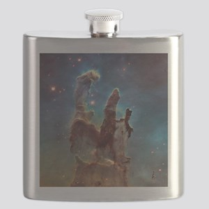 Pillars of Creation 2015 Eagle Nebula Flask