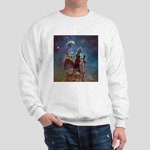 Pillars of Creation 2015 Eagle Nebula Sweatshirt
