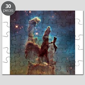 Pillars of Creation 2015 Eagle Nebula Puzzle