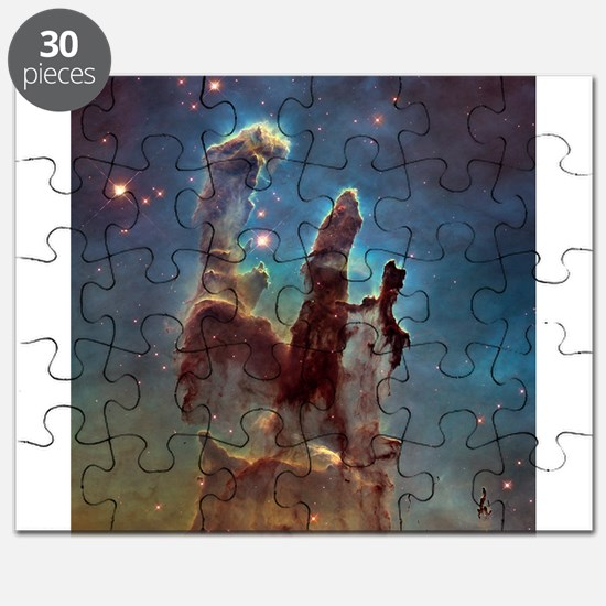 Pillars of Creation 2015 Eagle Nebula Puzzle