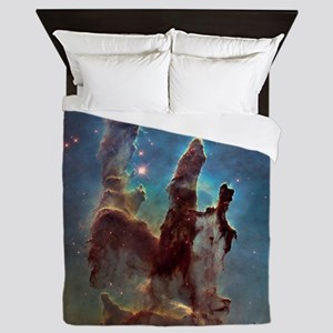 Pillars of Creation 2015 Eagle Nebula Queen Duvet
