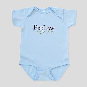 PreLaw Billing Body Suit