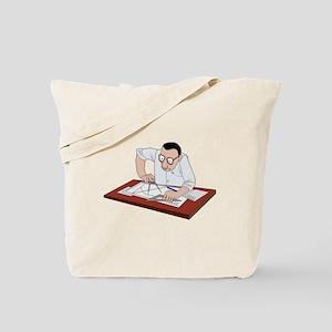 Graphic Designer Tote Bag