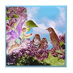 Fairy Friend Tile Coaster