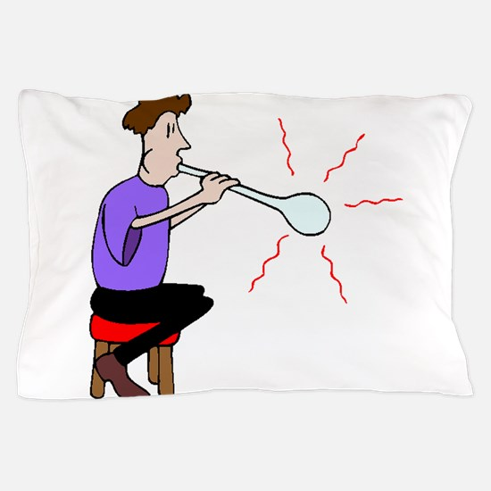 Glass Blower Pillow Case