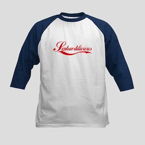 Sephardilicious Kids Baseball Jersey