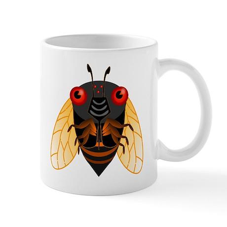 Cute Cicada Mugs