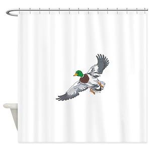 Mallard Duck Shower Curtains