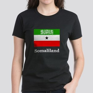 Somaliland Women's Dark T-Shirt