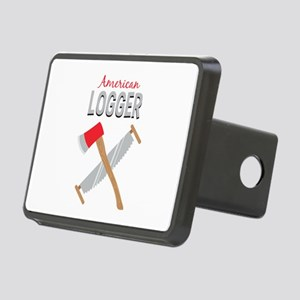 Saw Axe Lumberjack American Logger Hitch Cover