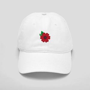 Remembrance Day Poppy Baseball Cap