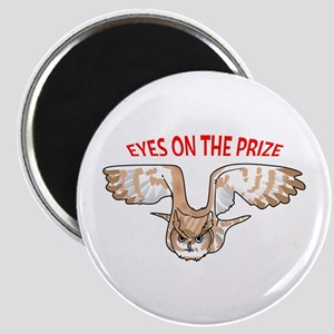 EYES ON THE PRIZE Magnets