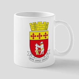 Warwickshire County Council COA Mug