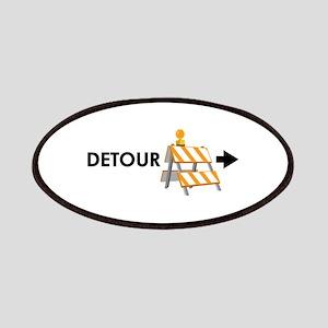 Traffic Detour Patches
