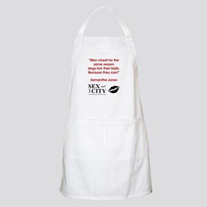 BECAUSE THEY CAN Apron