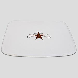 WESTERN STAR SCROLL Bathmat