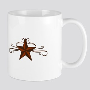 WESTERN STAR SCROLL Mugs