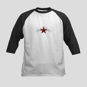 WESTERN STAR SCROLL Baseball Jersey