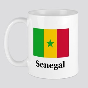 Senegalese Heritage Senegal Mug