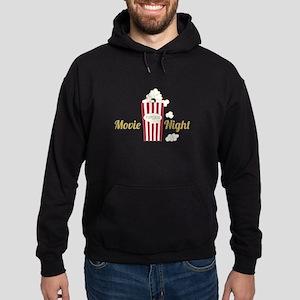 Movie Night Popcorn Hoodie
