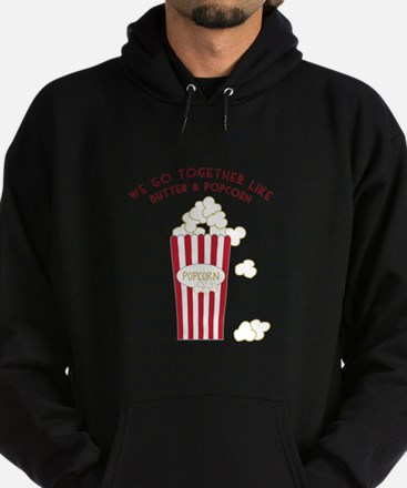 Butter and Popcorn Hoodie