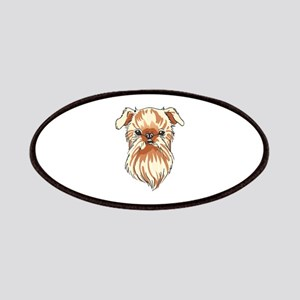 BRUSSELS GRIFFON DOG Patches