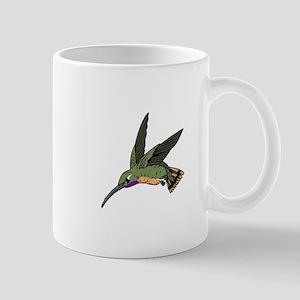 WOODSTAR HUMMINGBIRD Mugs