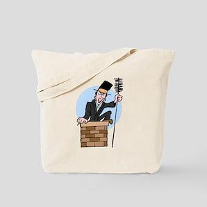 Chimney Sweep Tote Bag