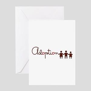 Adoption Greeting Cards