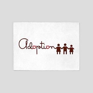 Adoption 5'x7'Area Rug