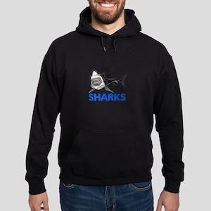 SHARKS MASCOT Hoodie