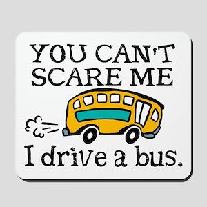 Bus Driver Mousepad