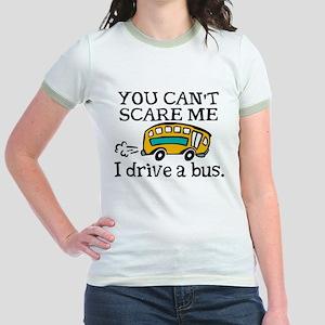 Bus Driver Jr. Ringer T-Shirt