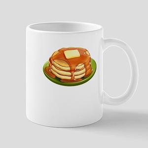 Stack of Pancakes Mugs