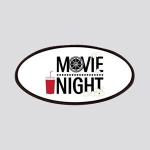 Movie Night Patches