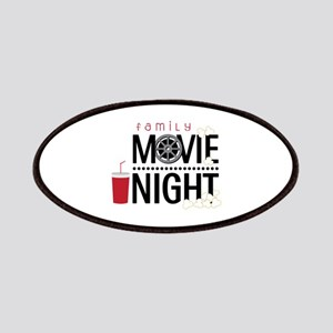 Family Movie Night Patches