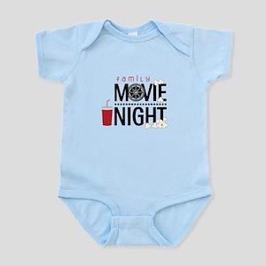 Family Movie Night Body Suit