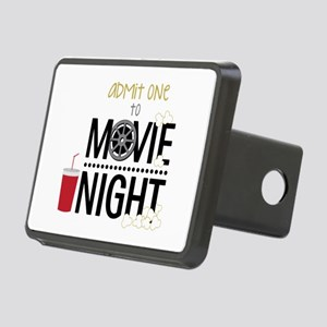 Admit one Movie Hitch Cover