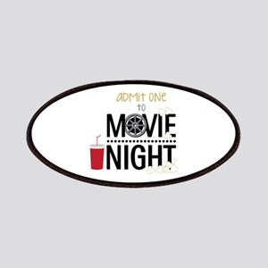 Admit one Movie Patches